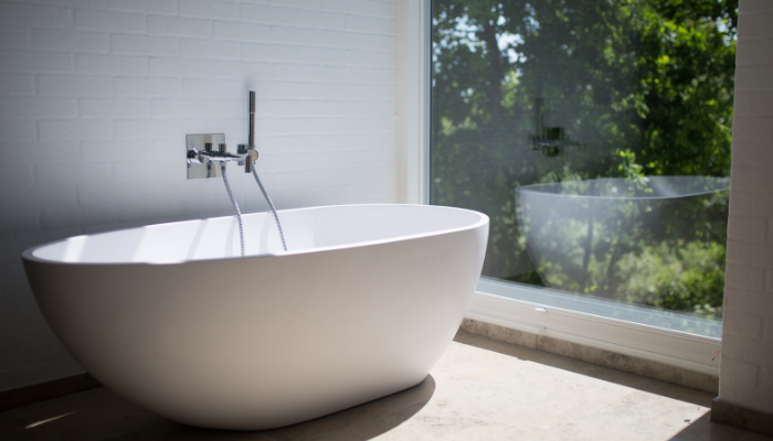 Bathroom renovation inspiration Townsville builder.