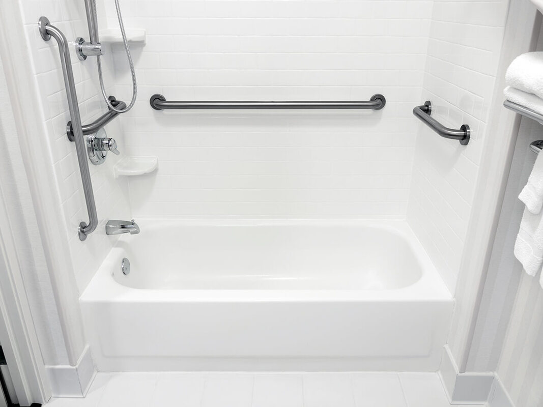 NDIS Home Improvement easy access showers from Townsville builder IK Building and Construction
